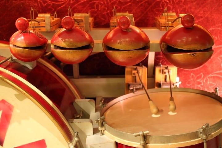 Decap Tanzorgel im Museum für Musikautomaten Seewen, © Museum für Musikautomaten Seewen