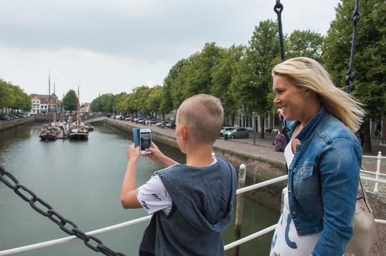 Auf den Perlenrouten unterwegs in der niederländischen Provinz Zeeland. Quelle: VVV Zeeland