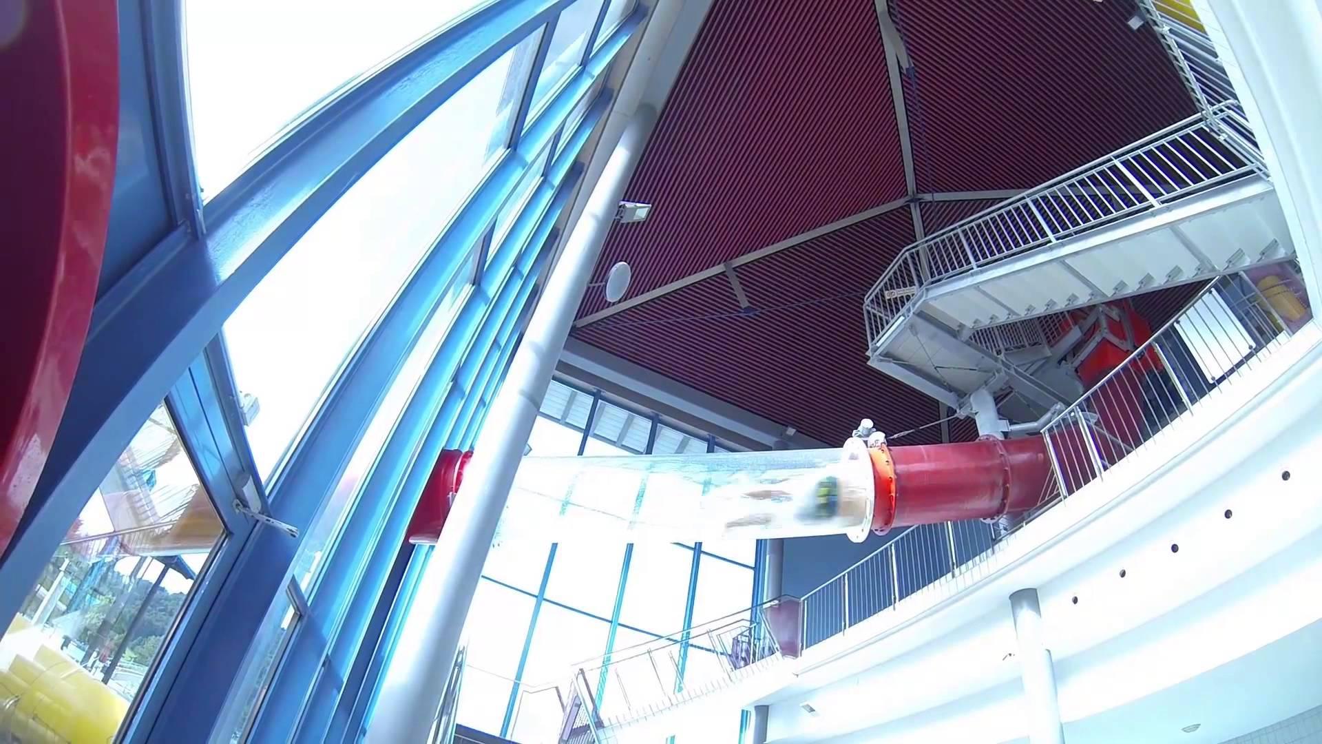 Badkap Albstadt - The Rocket Turborutsche Onride