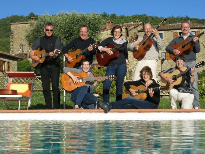 Musica Viva verknüpft den musikalischen Unterricht gekonnt mit einem erholsamen Urlaub. Bild: Musica Viva