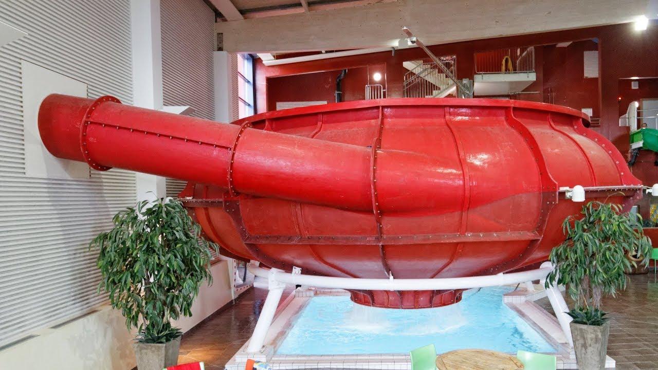 Trichterrutsche :: Bowl Slide | Åbybadet Mölndal