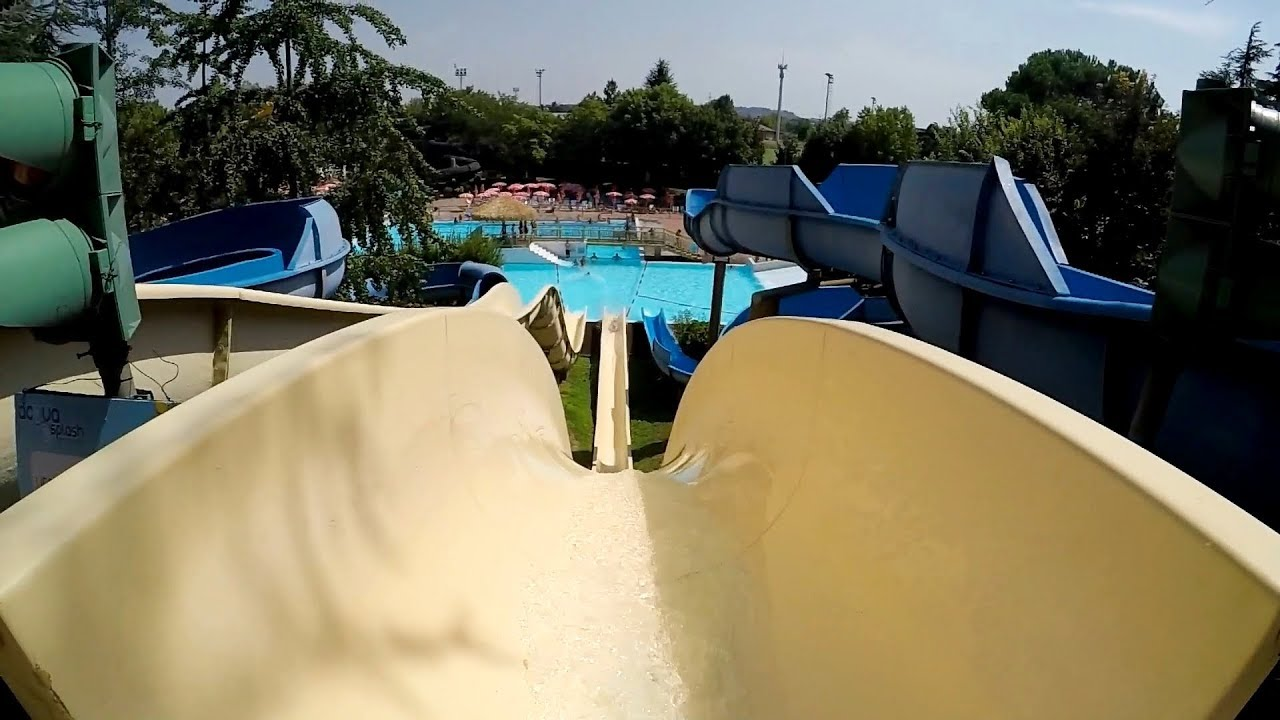 Freefall :: Speed Slide | Acquasplash Franciacorta Corte Franca