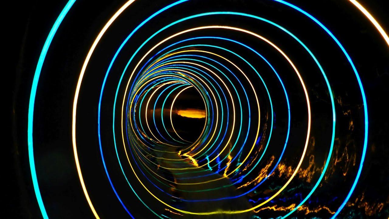 Black Hole Röhrenrutsche :: Extreme Tube Slide | CaLevornia Leverkusen
