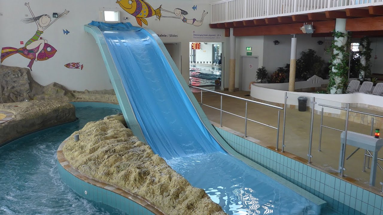 High Fly Schanzenrutsche :: Flugrutsche | Aquapark Wrocław Breslau