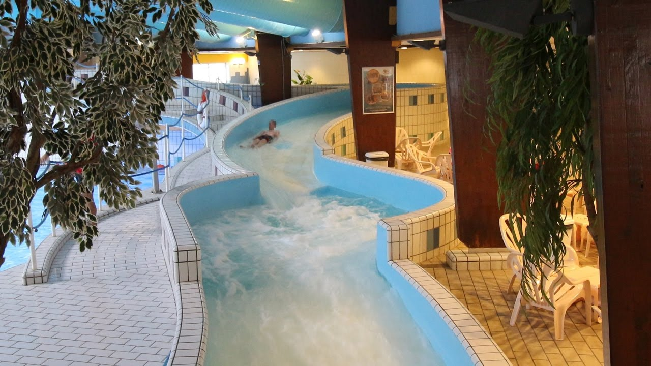 Wildwasser-Rutsche :: Wild River | Aquadrome Enschede