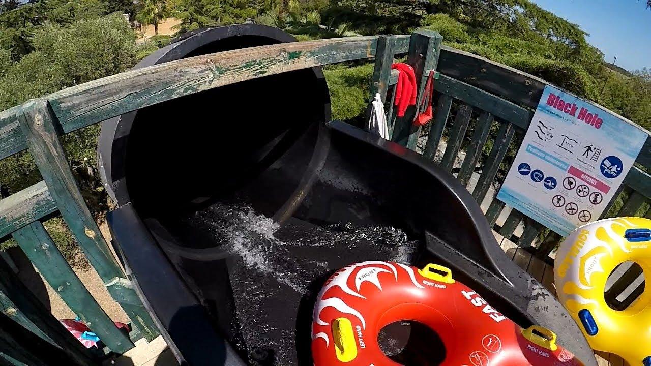Black Hole :: Reifenrutsche | Aqualand Fréjus