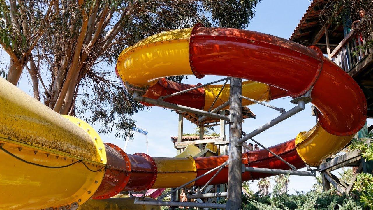 Color Splash :: Turborutsche | Aqualand Fréjus