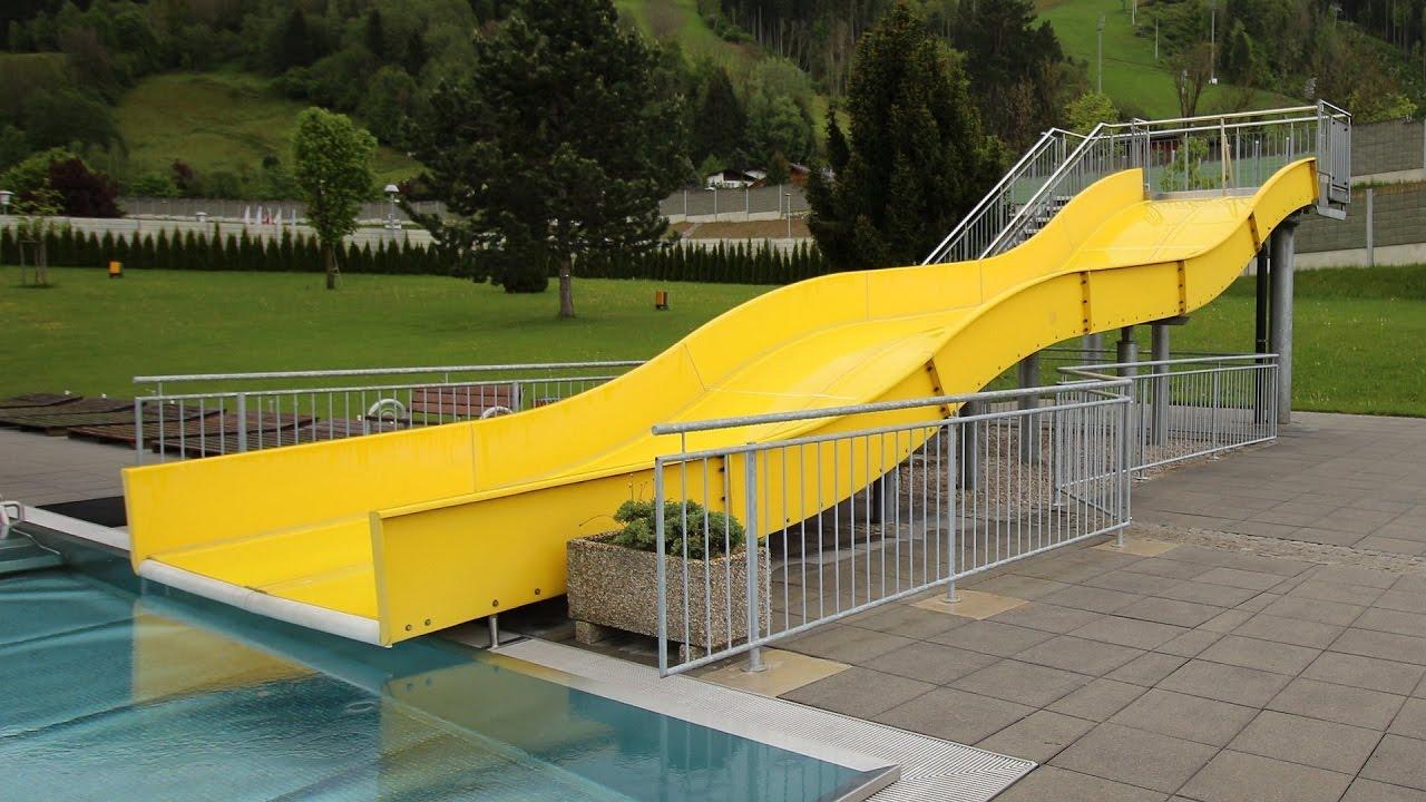 Freibad-Breitrutsche :: Outdoor-Rutsche | Erlebnisbad Schladming