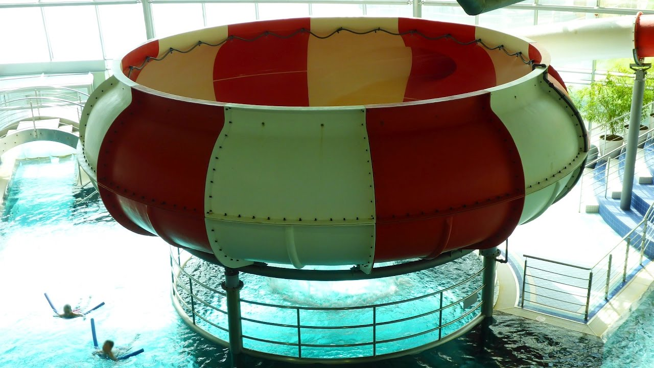 Trichterrutsche :: Speed-Rutsche   Aquapark Olomouc
