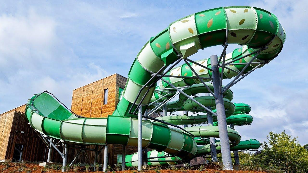 Aquaventure :: BigSwing Water Slide | Bellewaerde Aquapark Ypern