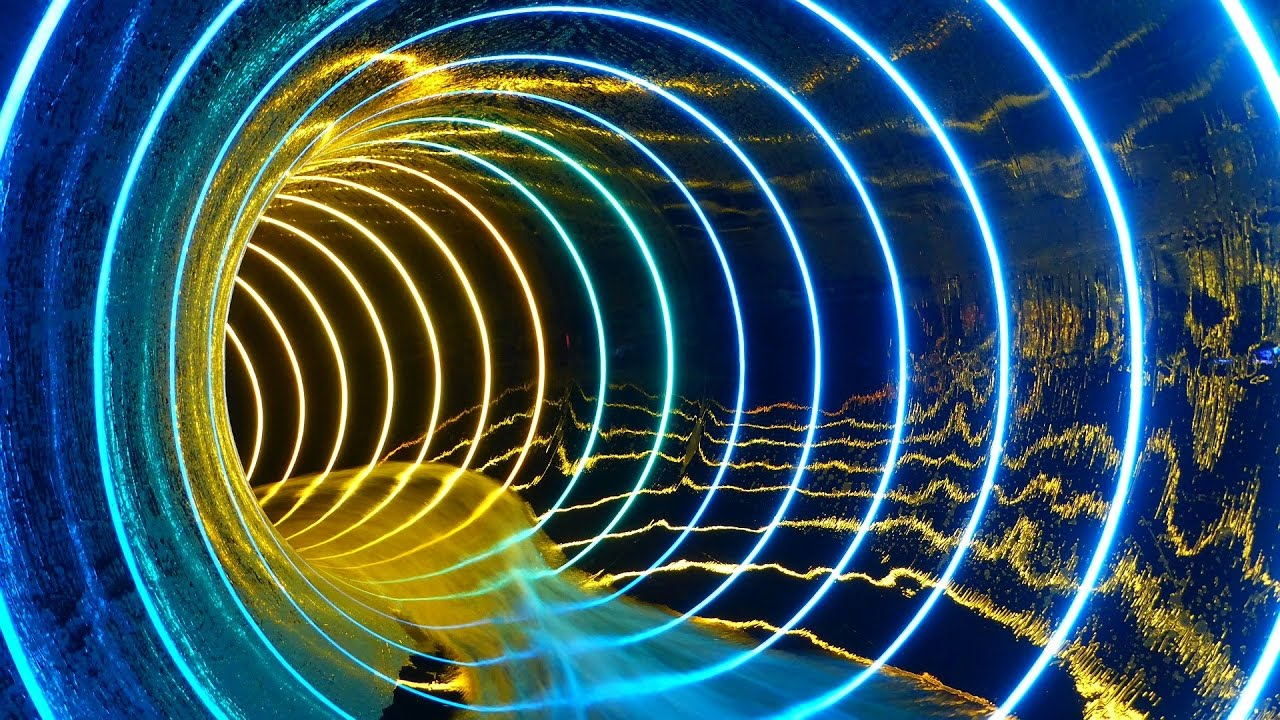 Black Hole :: Röhrenrutsche   GraftTherme Delmenhorst