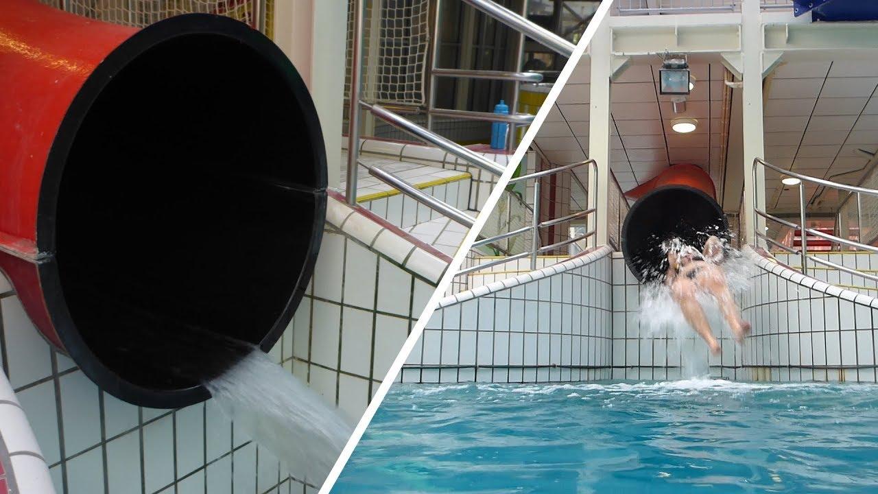 Cannon Ball :: Short Tube Slide | Tikibad Duinrell Wassenaar