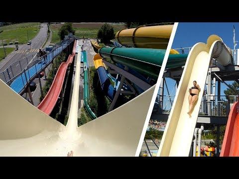 Kamikaze Freefall-Rutsche :: Speed-Rutsche | Aquasplash Renens