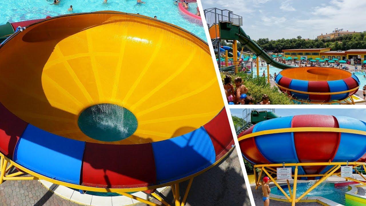 Trichterrutsche :: Bowl Slide | RioValli Cavaion Veronese