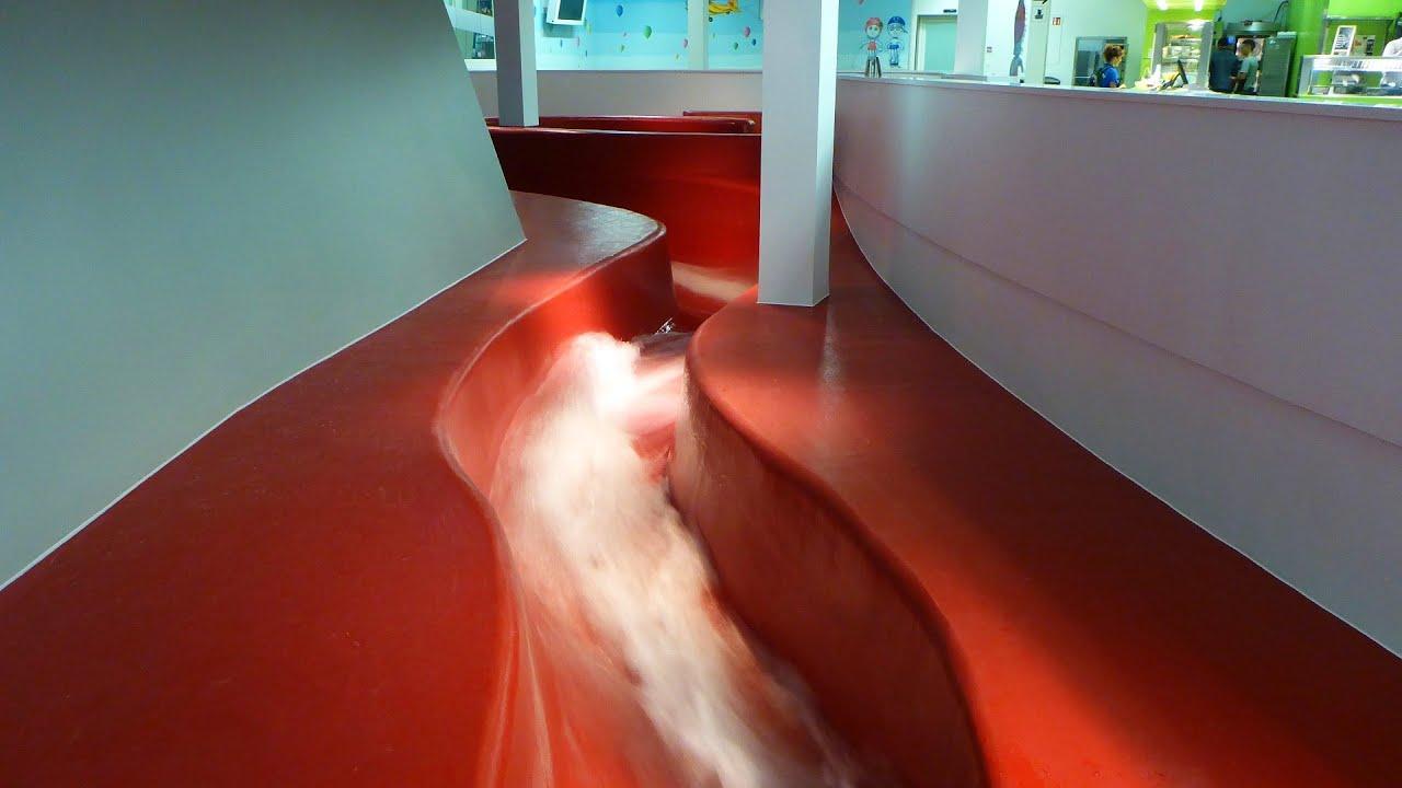 Wildwassercanyon :: White Water Slide | Bernaqua Bern